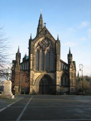 You are browsing images from the article: Glasgow Cathedral - Katedra, przykład architektury gotyckiej w Szkocji