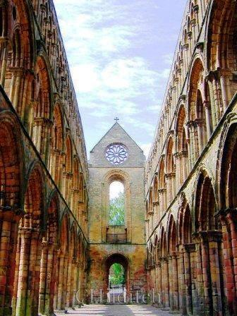 You are browsing images from the article: Jedburgh Abbey - opactwo, garść niezapomnianych wrażeń