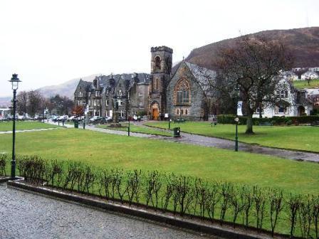 You are browsing images from the article: Fort William - miasto u stóp najwyższej góry Wielkiej Brytanii