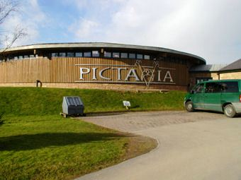 You are browsing images from the article: Pictavia Visitor Centre (Brechin - Angus) - poznaj historię tajemniczego ludu Piktów
