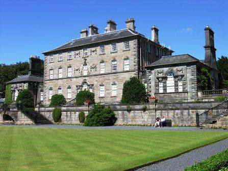 You are browsing images from the article: Pollok House - rezydencja rodziny Maxwell w Glasgow