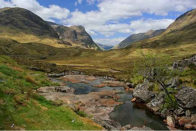 You are browsing images from the article: Glencoe - 'Dolina Łez' i miejsce kręcenia filmu o Harrym Potterze