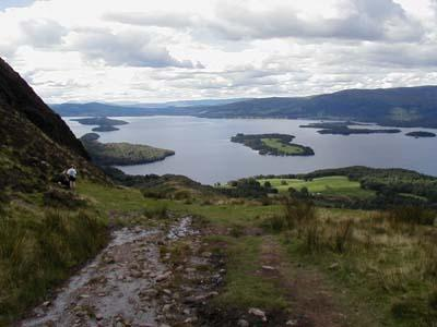 You are browsing images from the article: Loch Lomond and The Trossachs National Park - Park Narodowy
