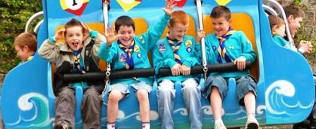 You are browsing images from the article: Loudoun Castle Theme Park - rozrywka i przygoda w historycznym miejscu