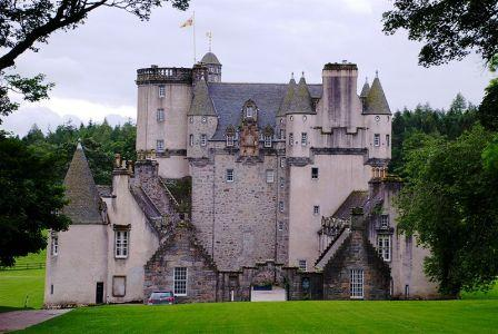 You are browsing images from the article: Castle Fraser - okazała twierdza magnacka w Aberdeenshire