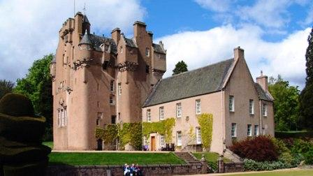 You are browsing images from the article: Crathes Castle - bajeczny zamek w Aberdeenshire, perła szkockiej architektury