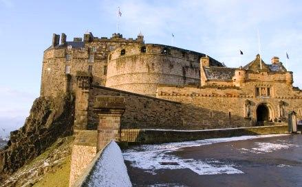 You are browsing images from the article: Edinburgh Castle - zamek w Edynburgu i korona stolicy Szkocji