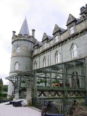 You are browsing images from the article: Inveraray Castle - twierdza barokowo-neogotycka z zachwycającymi ogrodami