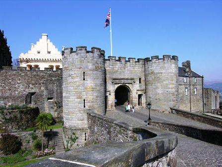You are browsing images from the article: Stirling Castle - wizytówka centralnej Szkocji i jeden z najpiękniejszych zamków w UK