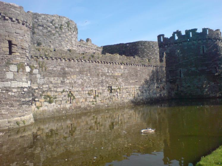You are browsing images from the article: Zamek w Beaumaris - ostatnia z wielkich fortec 'Żelaznego Kręgu Walii'