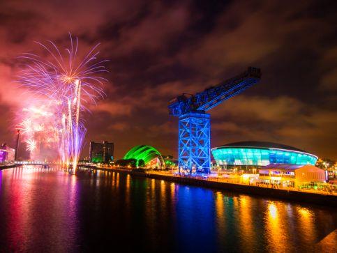 Wydarzenia w Glasgow