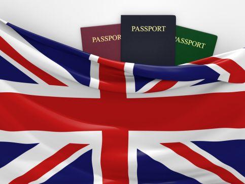 Obywatelstwo w Wielkiej Brytanii