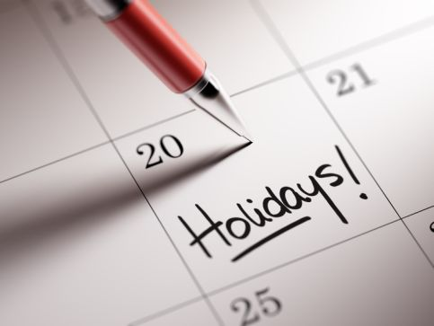 Święta i dni wolne w Wielkiej Brytanii