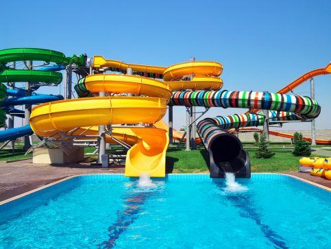 Aquaparki i parki wodne w Anglii