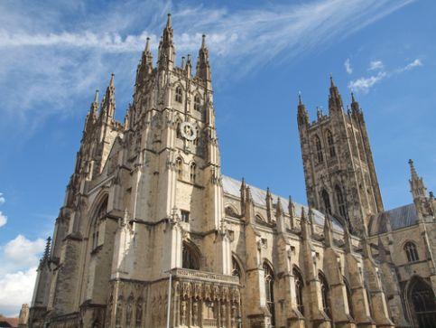 Katedry i zabytkowe kościoły w Anglii