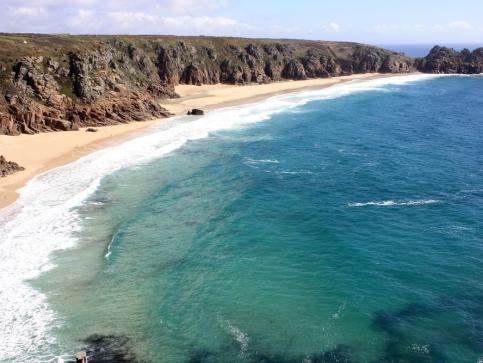 Plaże, wybrzeże i zatoki w Anglii