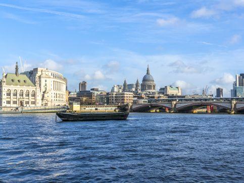 Rzeki i kanały wodne w Anglii