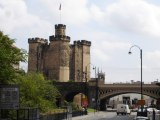 Castle Keep - Zamek w Newcastle upon Tyne