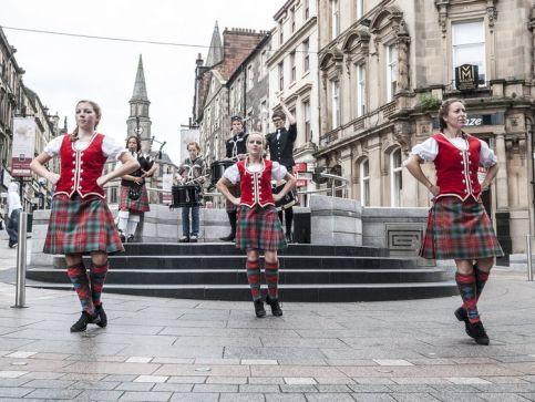 Ciekawe miejsca i atrakcje w Szkocji