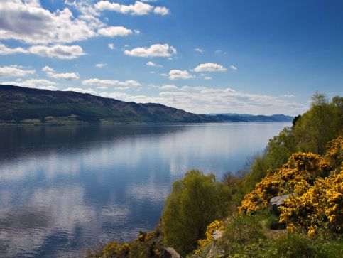 Jeziora i zbiorniki wodne w Szkocji