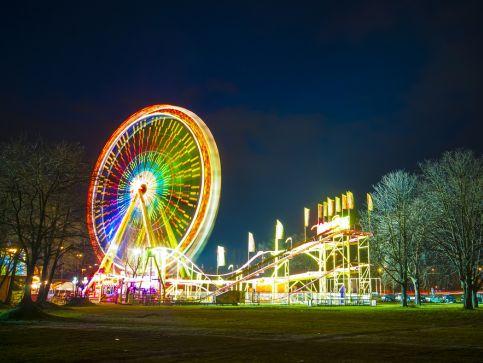 Lunaparki i parki rozrywki w Szkocji