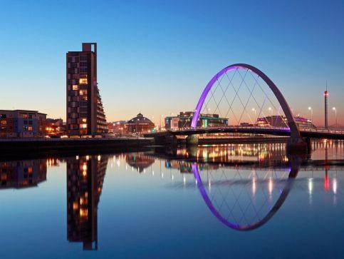 Miasta i miejscowości w Szkocji