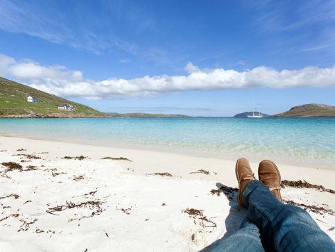 Wyspy i archipelagi w Szkocji