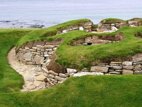 Zabytki i miejsca historyczne w Szkocji