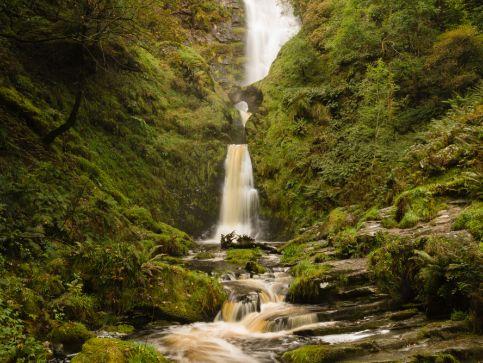 Doliny i przyroda w Walii