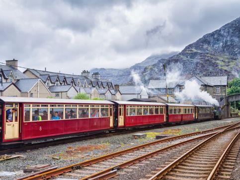 Kolej, kolejki i zabytkowe linie kolejowe w Walii