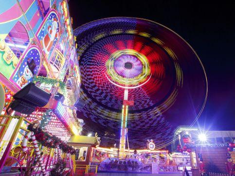 Lunaparki i parki rozrywki w Walii