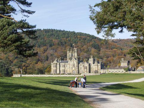 Parki regionalne i krajobrazowe w Walii