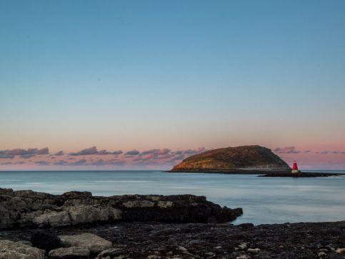 Wyspy i archipelagi w Walii